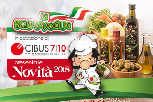 Save the date - Le Squisivoglie a Cibus 2018